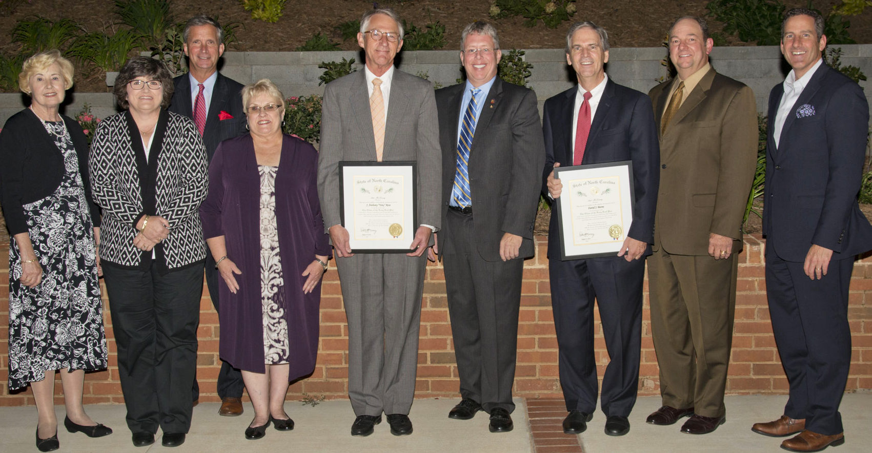 Governor McCrory honors Catawba Valley Medical Center's ...