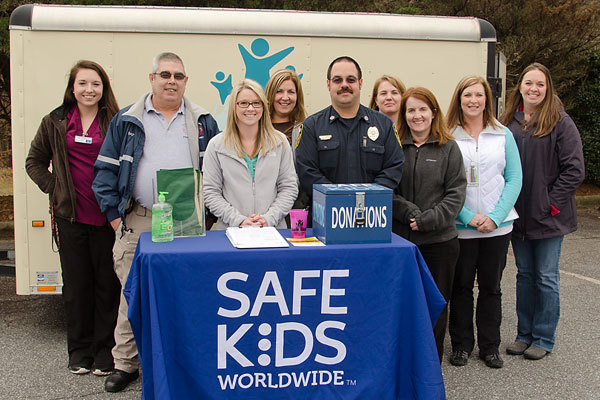 safe kids staff